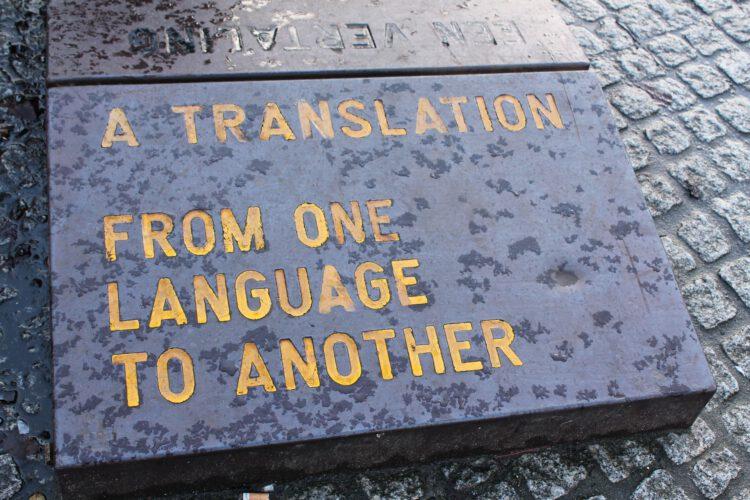 Waarom het belangrijk is dat een vertaler kennis heeft van uw sector