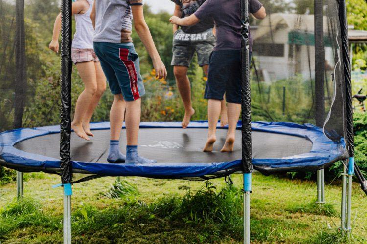 Hoe kies je een trampoline?
