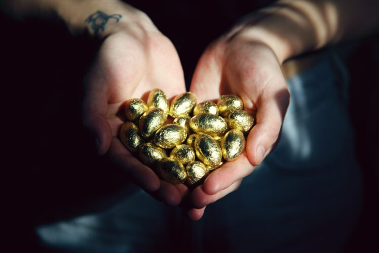 Pasen komt eraan, tijd voor chocolade!